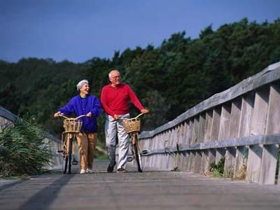 Lage instap fietsen
